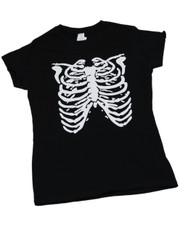 Ribcage. Ladies T-Shirt.