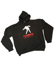 Zombies Just Want Hug. Hoody.