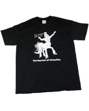 Centaur of attention.  T-Shirt.