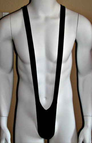 Vinyl Suspender Thong ( 9 Vinyl Color Selections )