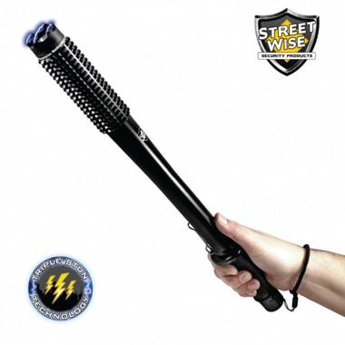 Streetwise Barbarian 9,000,000 Stun Baton Flashlight (SWBAR9R)