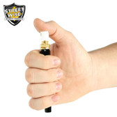 Streetwise Lab Certified 18 Pepper Spray 1/2 oz BLACK PEN (SW718)