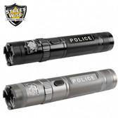 Streetwise Police Force 8,500,000 Tactical Stun Gun Flashlight Available in Black or Gun Metal (SWPF8500R)