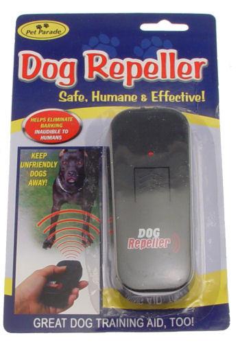 Ultrasonic Dog Repeller (DR3402)