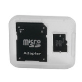 8GB Micro SD High Capacity Memory Card with Adapter (MSD8GB)
