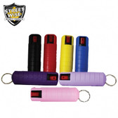 Streetwise Lab Certified 18 Pepper Spray 1/2 oz. Hard Case (SW3H18) Available in 7 Colors