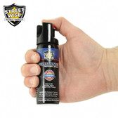 Streetwise Lab Certified 18 Pepper Spray 3 oz. TWIST LOCK (SW9TL18)