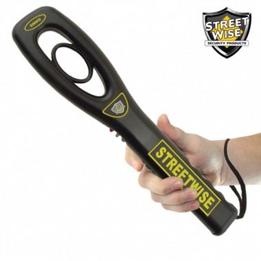 Streetwise Hand Held Metal Detector (SWMD)
