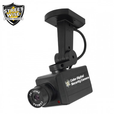 Streetwise Dummy Camera with Motion Detector (SWMADC)
