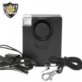 Streetwise Personal/Door Alarm and Light (SWPDAL)
