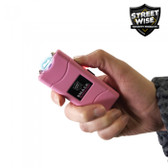 SMACK 16,000,000 Stun Gun Rechargeable Pink (SMS16PK)