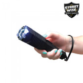 Streetwise Security Guard 24/7 24,700,000 Stun Gun Flashlight (SWSG247B)
