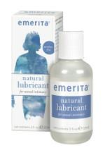 Natural Lubricant 2oz by Emerita