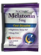 Free Melatonin 5mg Sample