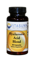 Hyaluronic Acid Blend 40mg 90 Capsules by Vitasunn