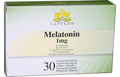 Melatonin 1mg 30 Vegetarian Capsules by Lotus
