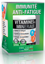Vitamins and Minerals by Eric Favre