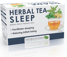 Sleep Inducing Tea by Eric Favre