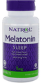 Melatonin Timed Release 1mg 100 tablets by Natrol