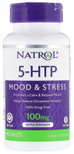 5-HTP 100mg Timed Release 45 Tablets by Natrol
