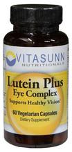 Lutein Plus Eye Complex 60 Vegicaps