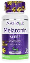 5mg Timed Release Melatonin 100 tablets by Natrol
