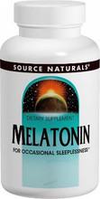 Melatonin 5mg 50 Sublingual Tablets by Source Naturals