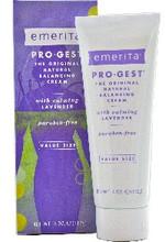 Lavender Pro-Gest Paraben Free Progesterone Cream 112ml (4oz.) tube