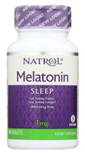 Melatonin 1mg 90 tablets by Natrol