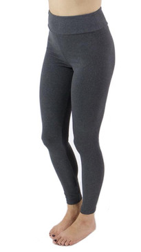 Live-in Leggings - Charcoal