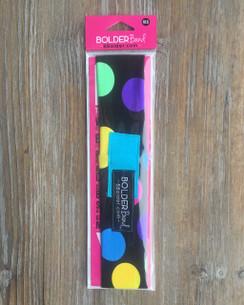 Bolder Band Polka Dots/Light Blue - Regular
