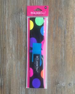 Bolder Band Polka Dots/Blue - Regular