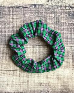 Soft & Sassy - Green Plaid