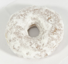 Powdered Ring Donuts