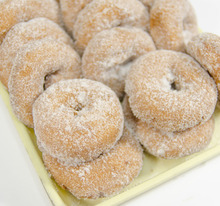 Sugared Cake Donuts