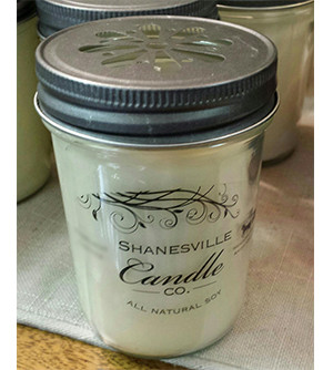 Cinnamon Soy Candle All-natural triple scented soy candle hand poured by Shanesville Candle Co. in Ohio