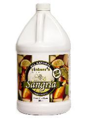 VINTNER'S BEST SANGRIA FRUIT WINE BASE 128 OZ (1 GALLON)