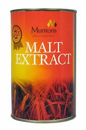 MUNTONS PLAIN MARIS OTTER LIGHT MALT EXTRACT