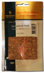 BREWER'S BEST GRAPEFRUIT PEEL 1 OZ
