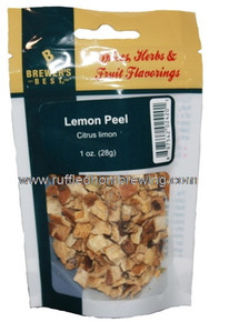 BREWER'S BEST LEMON PEEL 1 OZ