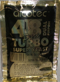 Alcotec 48 Hour Turbo Yeast