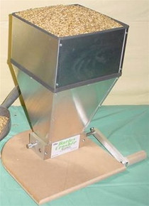 Barley Crusher Maltmill with 15lb Hopper