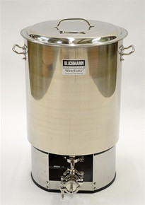 Wine Easy Fermentor Kit 30 Gallon