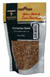 BREWER'S BEST CORIANDER SEED 1 OZ
