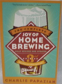 The Complete Joy of Homebrewing 3rd Edition