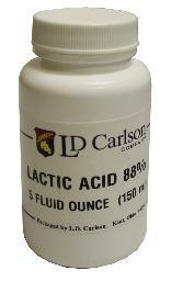 LACTIC ACID 88% - 5 OZ