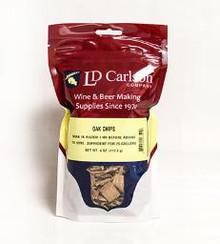 American Light Oak Chips 4oz.