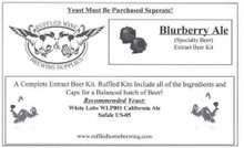 Blurberry Ale