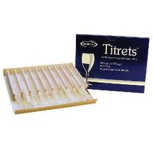 TITRETS (SULPHUR TEST KIT) 10 PER BOX