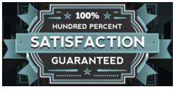 Satisfaction Guarnatee